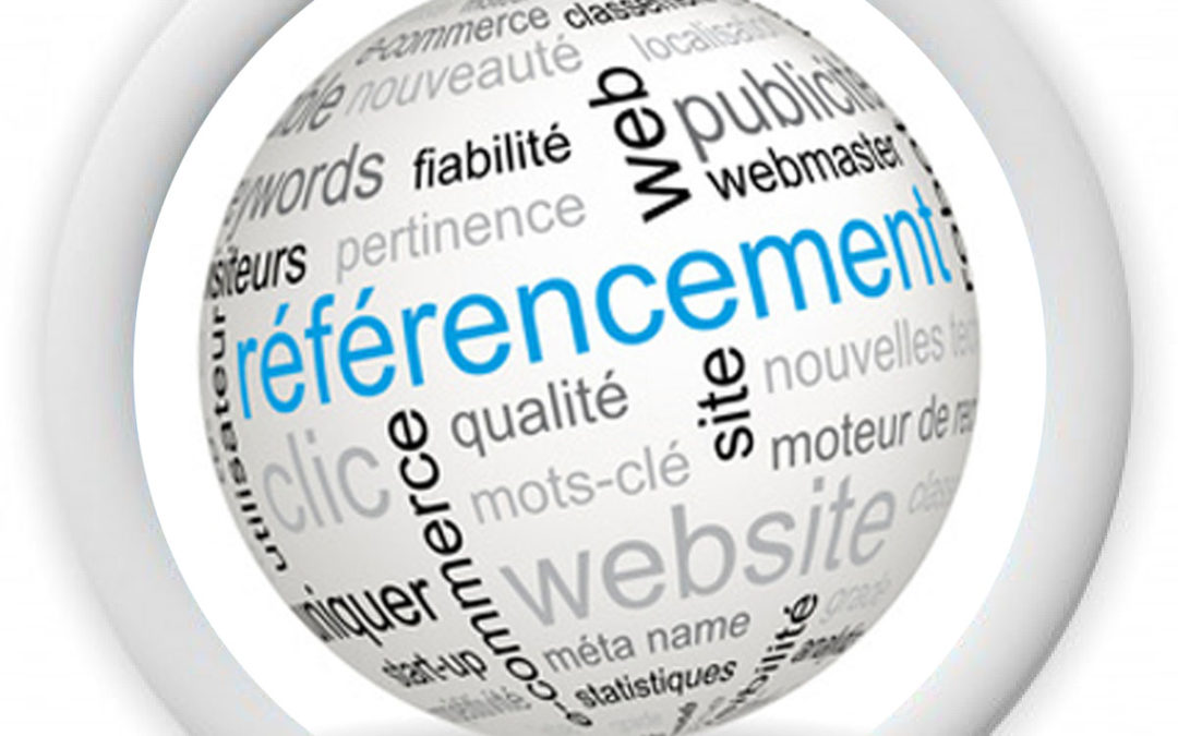 Le référencement d'un site internet
