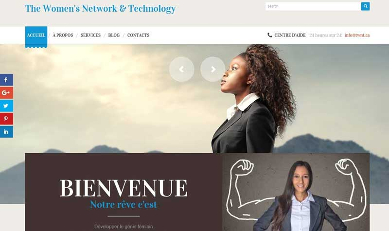 The Women's Network & Technology