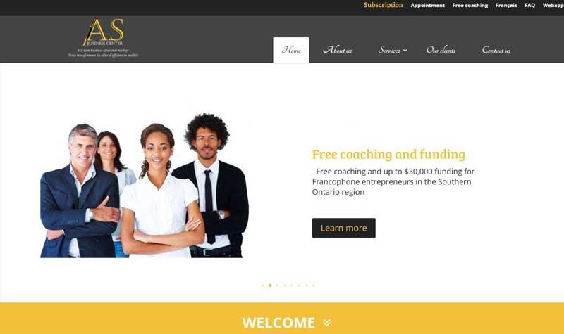 A.S. Business Center